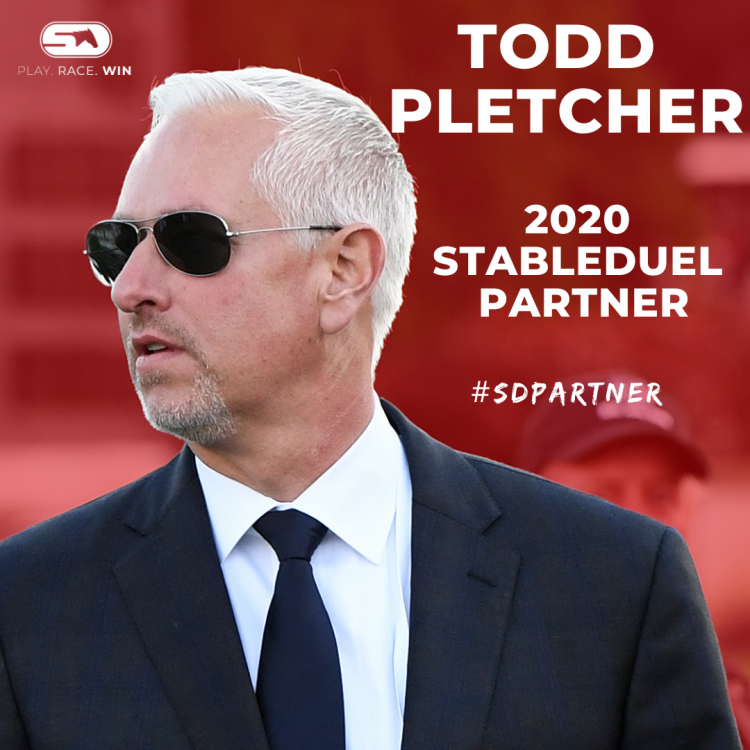 StableDuel Welcomes Todd Pletcher