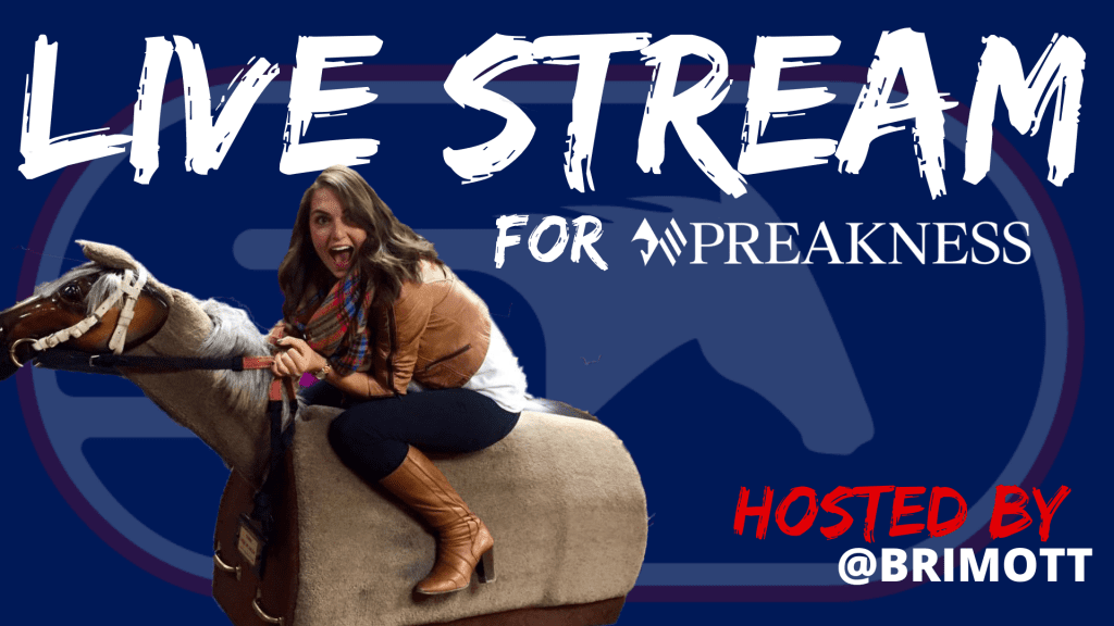 Preakness Live Stream