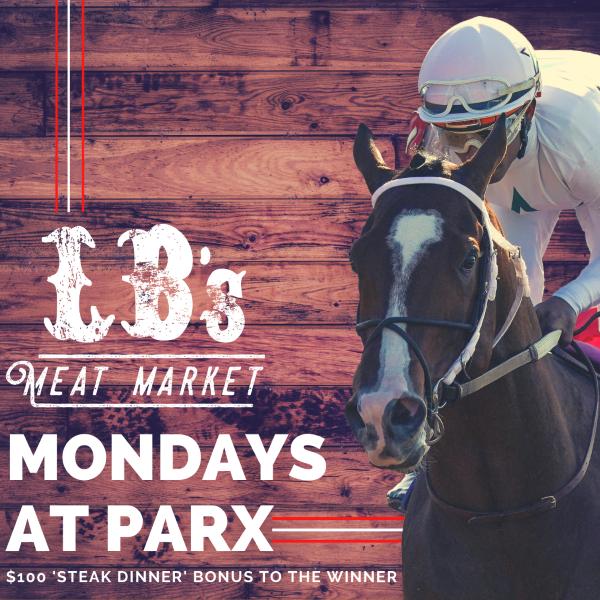 LB's Meat Market Mondays at Parx