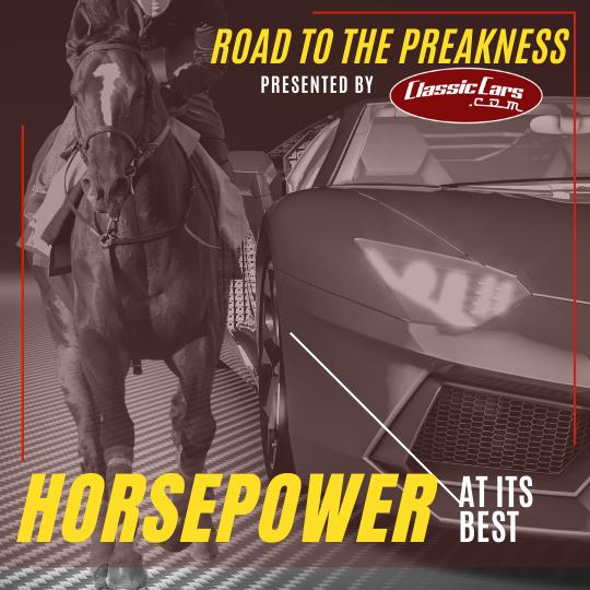 A Horsepower Partnership with ClassicCars.Com
