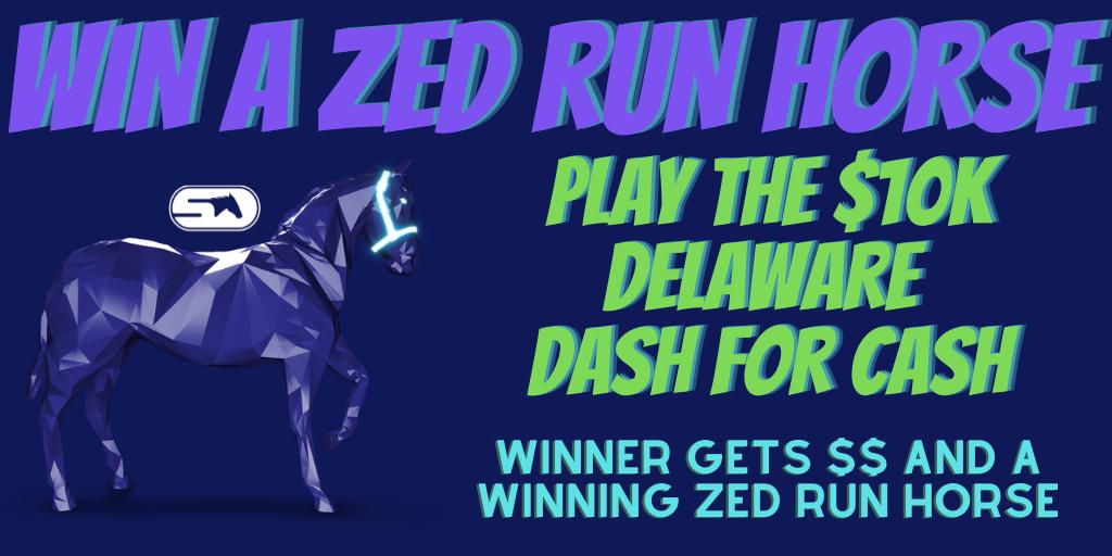 Win a Zed Run Horse!