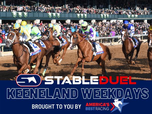 America's Best Racing Keeneland Weekdays
